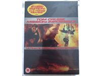 Mission Impossible 1,2,3 DVD Box Set