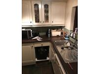 Kitchen, inc oven, dishwasher, job, extractor, sink etc