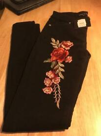 Brand new with tags skinny jeans