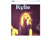 Kylie Golden Tour 2 Standing Tickets Cardiff