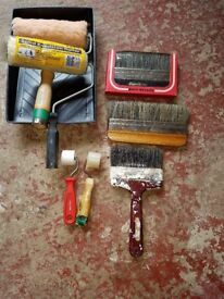 decorating and painting tools
