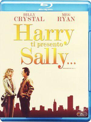 Harry Ti Presento Sally (Blu Ray) Billy Crystal - Meg Ryan