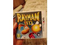 Rayman 3d (3DS) game!! Amazing game!! Only £6