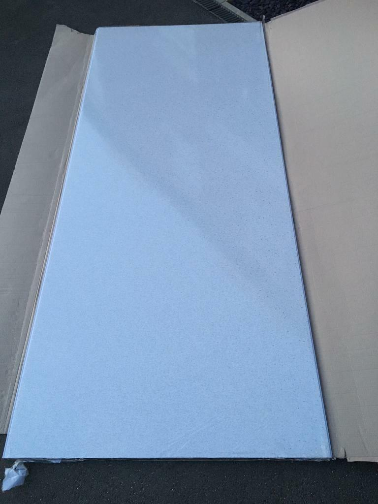 Shower bathroom panels x2 (240x100x1cm) | in Featherstone ...