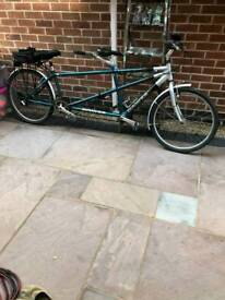 Dawes tandem cycle for sale