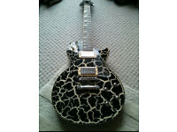 Epiphone Nuclear Extreme LTD edition.. Gibson upgraded