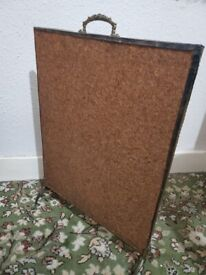 Vintage Fireplace Cover