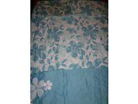 Double bedding set.
