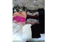 Maternity clothing bundle 14/16 some non maternity