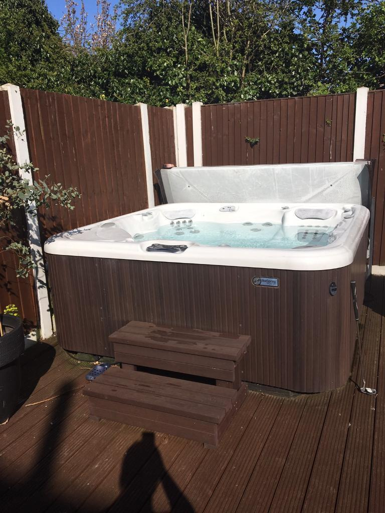 Hot Springs Spa Hot Tub In Bradwell Norfolk Gumtree