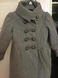 Girls Next Coat Age 3-4 Years