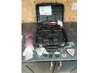 Sealey oscillating tool