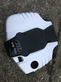 Audi engine cover