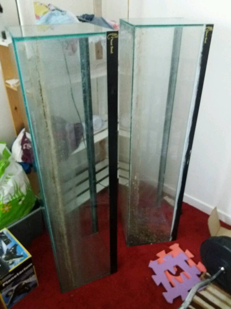4 foot tank for sale