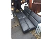 FREE - leather sofa bed