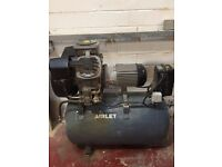 ATLAS COPCO AIR COMPRESSOR AIRLET