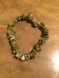 Jade and Jasper power bracelets
