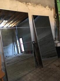 Wardrobe Sliding doors/mirrors