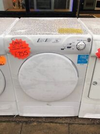CANDY 9KG CONDENSER TUMBLE DRYER IN WHITE