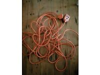 Extension Cable Cord 15m , Outdoor/Indoor