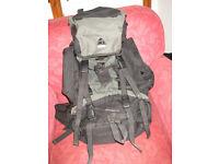 55L Backpack / rucksack Eurohike Trilogy Wilderness 55