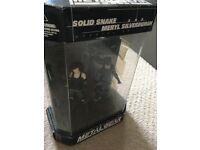Metal Gear Soild Collectors Figure Set