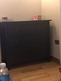 Chest of Drawers- IKEA Three Drawer Dresser - £60