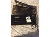 GHD STYLERS GOLD