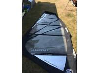 Windsurf sail simmer style crossover 5.3