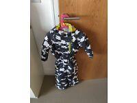 Children's ski suit