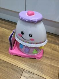 Fisher Price Laugh and Learn My Pretty Lamp