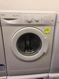 ***Beko A* 5kg 1200spin washing machine***Free Delivery**Fitting**Removal