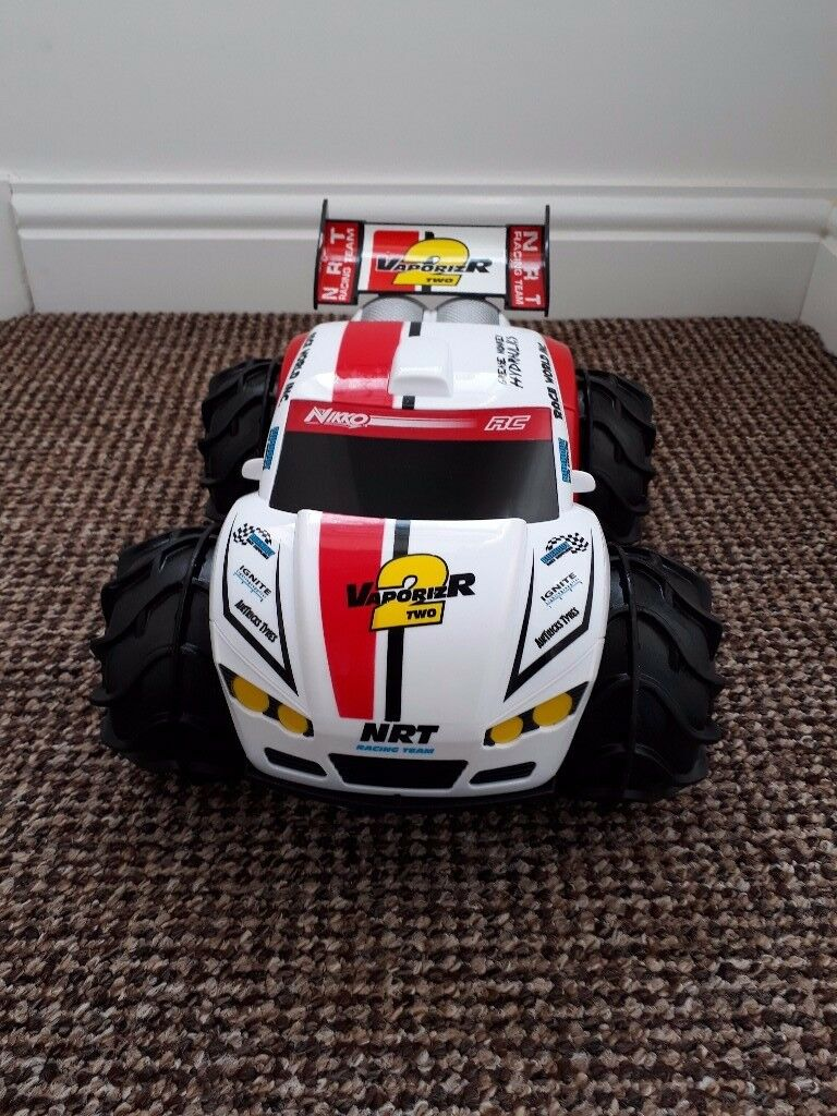 Nikko Radio Controlled 4x4 Car (works in all weathers) As New £35.00