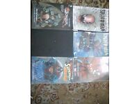 Bunch of comics/ graphic novels to go together