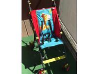 Unisex Child Pushchair