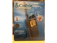 Cobra Marine VHF Transceiver MR HH325 VP EU