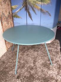 New and Ready Assembled Gloria Garden Table