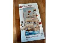 Airfix special edition classic ship model