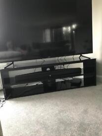 Quality Black TV Stand