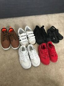 Boys shoe bundle size 9