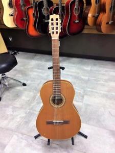 Guitare Classique Godin/La Patrie Etude + étui rigide #F025680