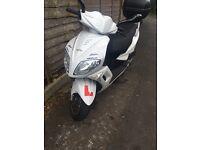 Sinnis matrix 125cc moped