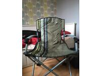 Pair of Outwell Fountain Hills camping chairs