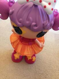 Dancing LalaLoopsy doll toy