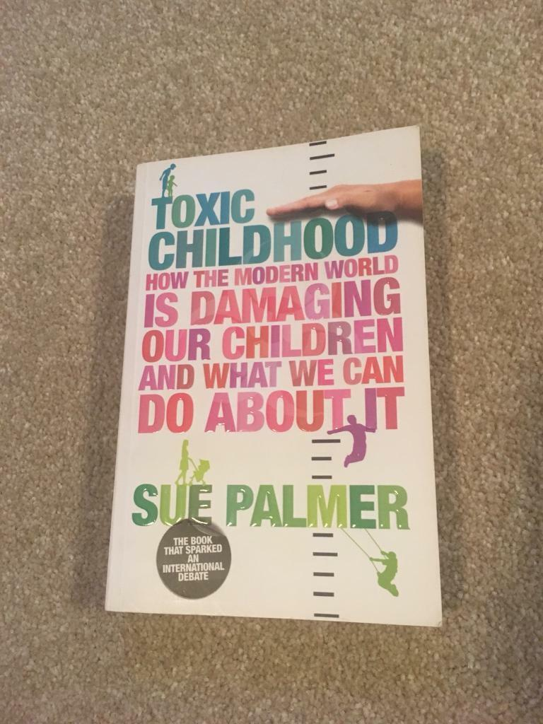 Sue Palmer - Toxic Childhood & 21st Century Boys