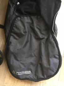 Maxi Cosi sleeping bag/ footmuff (car seat)