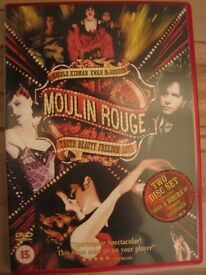 Moulin Rouge Two Disc Set