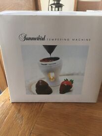 *MASSIVE CLEAR OUT - EVERYTHING MUST GO* BRAND NEW CHOCOLATE TEMPERING MACHINES X2