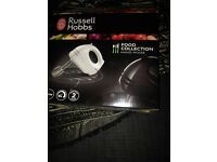 BRAND NEW.....Russell Hobbs hand food mixer