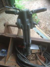 Hydraulic breaker and jcb buckets